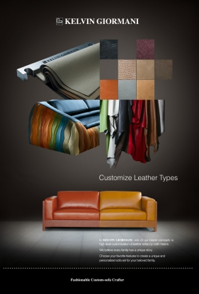 Over 70 Genuine Leather Colors to Choose From